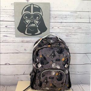 Pottery Barn Kids Accessories - Pottery Barn Kids Star Wars Darth Vader Backpack